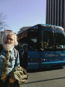 Jerry Lee Miller, climate change, D.C. Forward on Climate Change rally Feb 17, 2013, Presidents Day