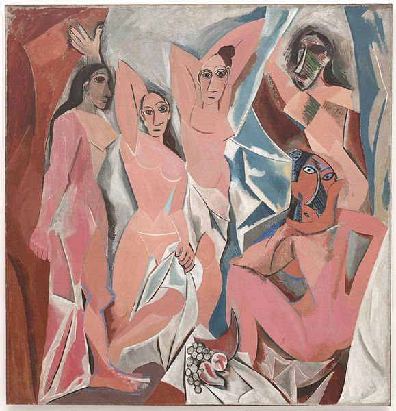"Pablo Picasso's revolutionary 1907 canvas, ""Les Demoiselles d'Avignon"" was a paradigm-buster of the highest magnitude. It is still shaking and shaping the art world today."